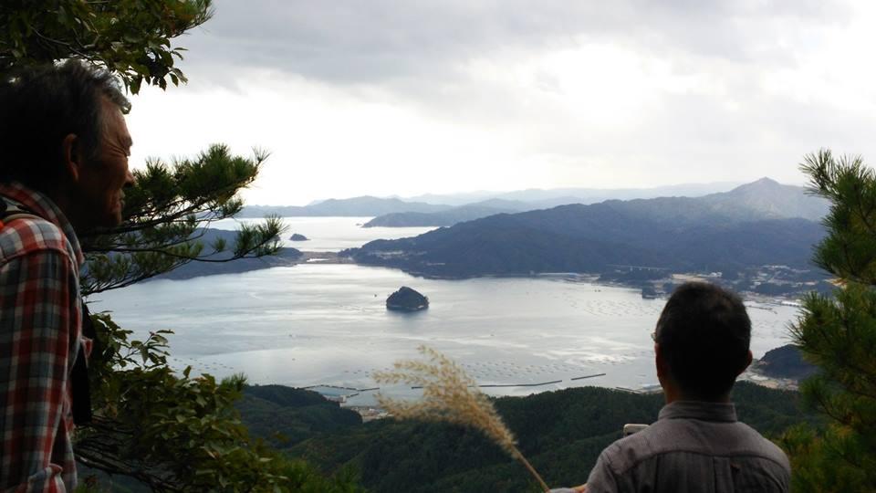 大沢山・日光山の山中にある「権現岩」そのⅠ